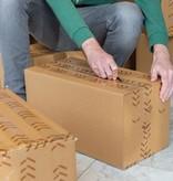 Kantoorartikelen bedrukken Pakket opener P215.041