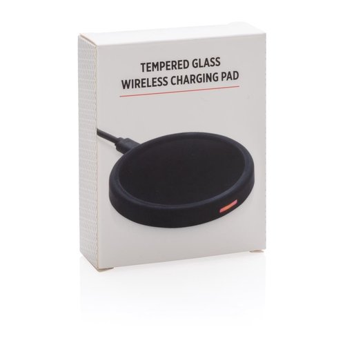 5W draadloze oplader tempered glass P308.711