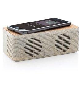 Speakers bedrukken Tarwestro 5W speaker met draadloze oplader P328.719