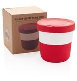Thermo mok bedrukken PLA cup coffee to go 280ml P432.891