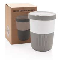 Thermo mok bedrukken PLA cup coffee to go 380ml P432.831