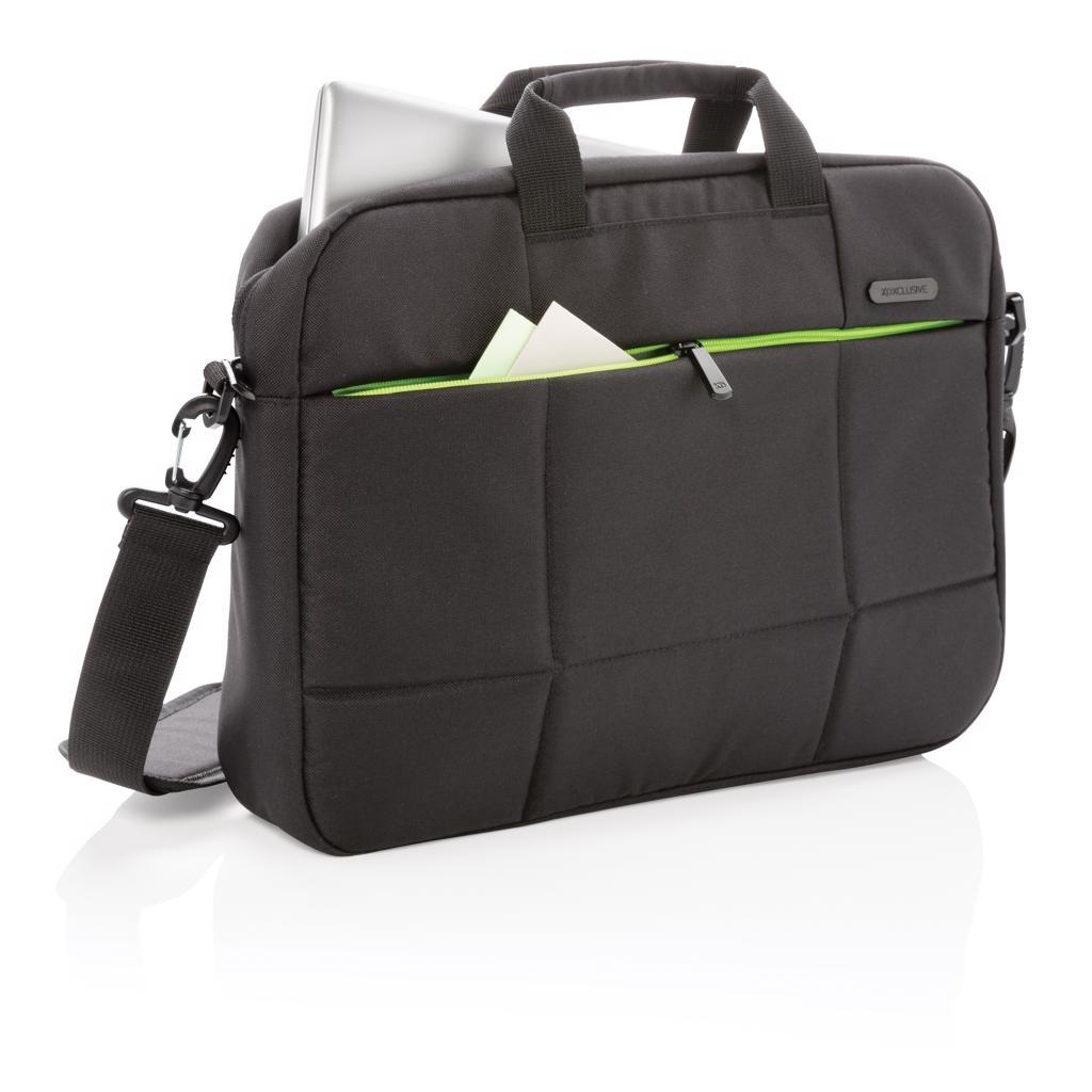"""Laptoptassen bedrukken Soho business RPET 15.6"""" laptop tas PVC vrij P730.091"""