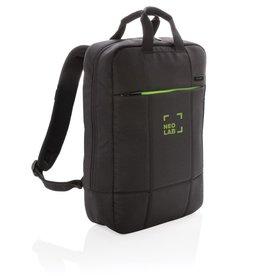 """Laptoptassen bedrukken Soho business RPET 15.6""""laptop rugtas PVC vrij P762.531"""
