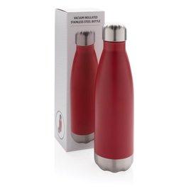 Waterflessen bedrukken Vacuüm geïsoleerde roestvrijstalen fles P436.491
