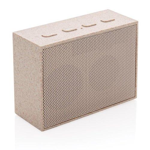 Speakers bedrukken 3W tarwestro mini speaker P328.709