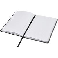 Notitieboekjes bedrukken Mera A5 notitieboek van RPET met voorvak