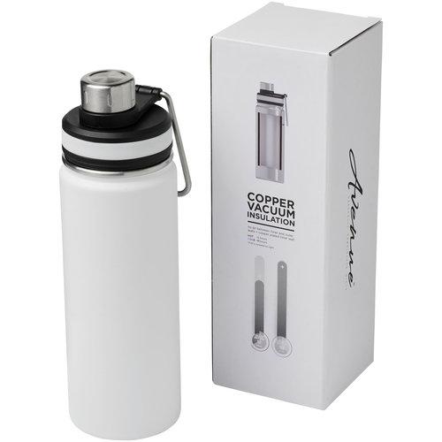 Waterflessen bedrukken Gessi 590 ml met koper vacuüm geïsoleerde drinkfles