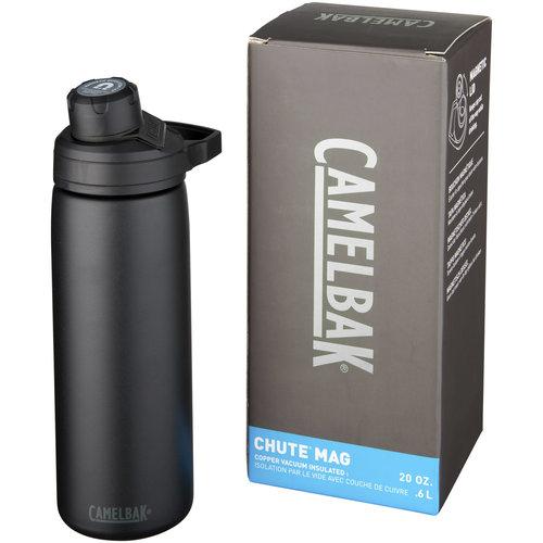 Waterflessen bedrukken Chute Mag 600 ml koper vacuüm geïsoleerde drinkfles