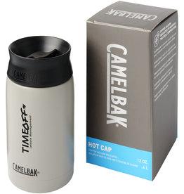 Thermo mok bedrukken Hot Cap 350 ml koperen vacuümgeïsoleerde beker