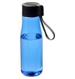 Waterflessen bedrukken als relatiegeschenk Waterfles Ara 640 ml Tritan™ met oplaadkabel