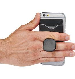 Smartphone accessoires bedrukken Purse houder voor mobiele telefoon met kaarthouder