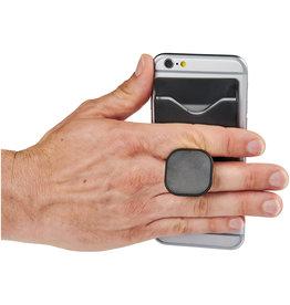Smartphone accessoires relatiegeschenk Purse houder voor mobiele telefoon met kaarthouder