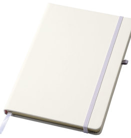 Notitieboekjes bedrukken Medium polar notebook-WH