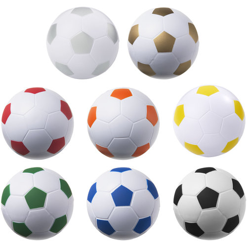 Anti-stress items bedrukken Football anti-stress bal