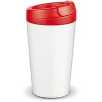 Thermosbeker bedrukken als relatiegeschenk Koffiebeker Flavour 270ml LT91714