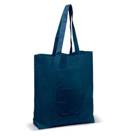 Opvouwbare tas bedrukken als relatiegeschenk Opvouwbare boodschappentas bedrukken - Schoudertas non-woven LT91706
