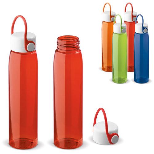 Waterflessen bedrukken Kleurrijke kunststof drinkfles 500ml LT98758