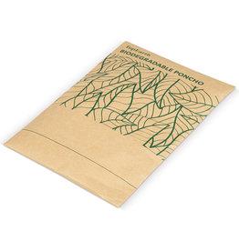 Relatiegeschenk Biologisch afbreekbare poncho LT90490