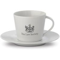 Koffie kopjes relatiegeschenk Kop & schotel Milano 180ml LT98601