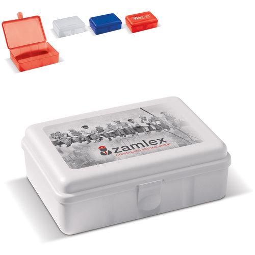 Broodtrommel bedrukken Lunchbox one 950ml LT91257
