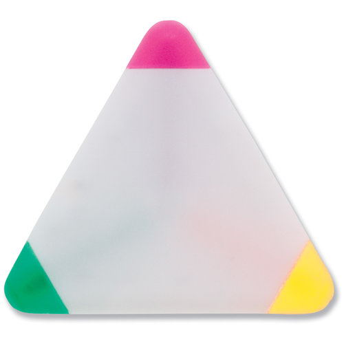 Markeerstiften bedrukken Markeerstift driehoek LT81423
