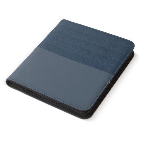 Schrijfmappen bedrukken A4 tech portfolio deluxe met draadloze oplader LT90941