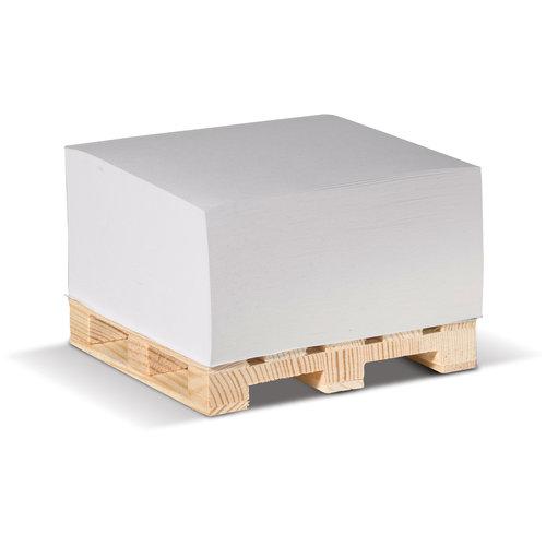 Memoblokken relatiegeschenk Kubusblok 420 vels LT91815