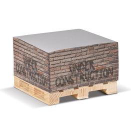 Memoblokken bedrukken Kubusblok 420 vels LT91815