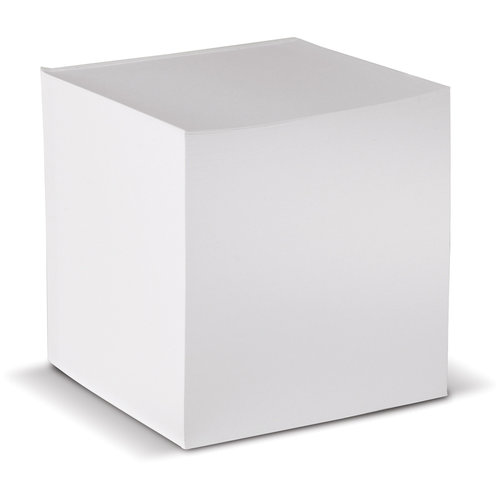 Memoblokken relatiegeschenk Kubusblok 840 vels LT91800