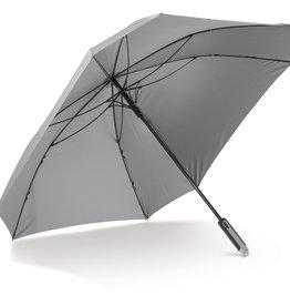 """Paraplu bedrukken Deluxe 27"""" vierkante paraplu auto open LT97107"""