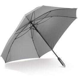 "Paraplu relatiegeschenk Deluxe 27"" vierkante paraplu auto open LT97107"