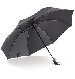 """Opvouwbare paraplu relatiegeschenk Deluxe 23"""" reversible auto open/sluiten paraplu LT97100"""