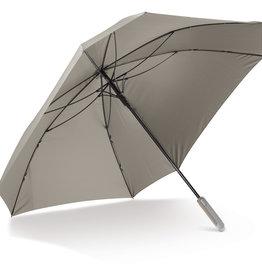 """Paraplu bedrukken Deluxe 27"""" vierkante paraplu met draaghoes LT97111"""
