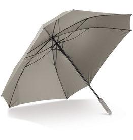 """Paraplu relatiegeschenk Deluxe 27"""" vierkante paraplu met draaghoes LT97111"""