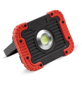 Zaklampen relatiegeschenk COB werklamp LT91237
