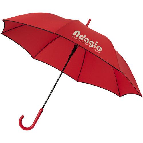 """Klassieke paraplu bedrukken Kaia 23"""" automatische en kleurrijke stormparaplu"""
