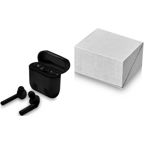 Oordopjes bedrukken Essos True Wireless auto-pair draadloze oordopjes met houder