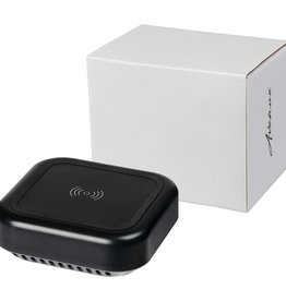 Speakers bedrukken Coast Bluetooth® speaker en draadloos oplaadstation