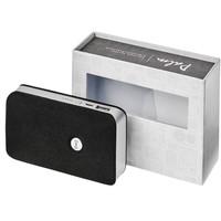 Speakers bedrukken Palm Bluetooth® speaker met draadloze powerbank