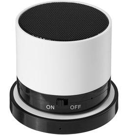 Luidsprekers bedrukken Cosmic Bluetooth® speaker en draadloos oplaadstation