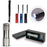 Sleutelhangers bedrukken Aluminium zaklamp LED LT90960