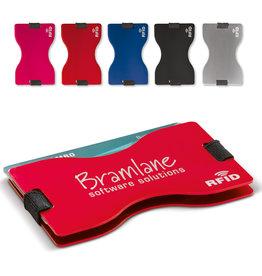 RFID Relatiegeschenk  bedrukken RFID kaartbeschermer LT91191