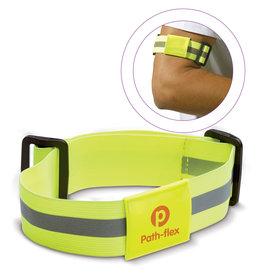 Veiligheidsgeschenk relatiegeschenk Safety armband fluor EN13356 LT91206