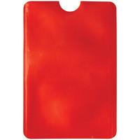 RFID Relatiegeschenk  bedrukken Kaarthouder soft anti-skimming LT91242
