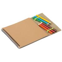 Relatiegeschenk bedrukken Kleurboek set voor kinderen LT92518