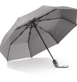 "Opvouwbare paraplu relatiegeschenk Luxe opvouwbare paraplu 23"" auto open/auto sluiten LT97105"