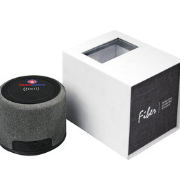 Luidsprekers bedrukken Fiber draadloze oplaadbare Bluetooth® speaker
