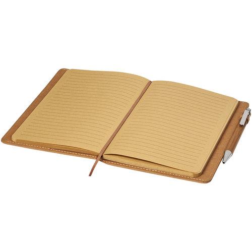Notitieboekjes bedrukken Celuk notitieboek met balpen