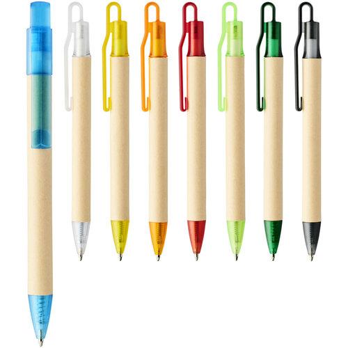 Pennen bedrukken Safi balpen van papier