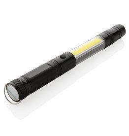COB lamp bedrukt Uitschuifbare zaklamp met COB P513.89